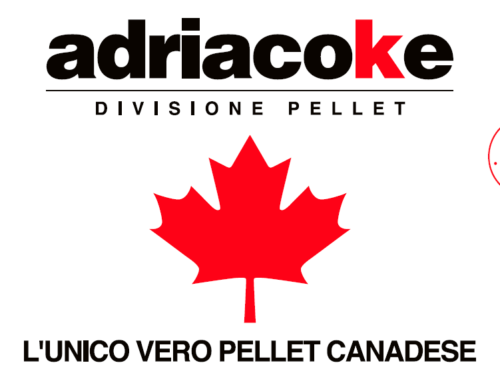 L'UNICO VERO PELLET CANADESE!